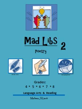 Mad Libs: Poetry 2