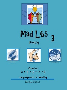 Mad Libs: Poetry 3
