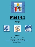Mad Libs: Poetry