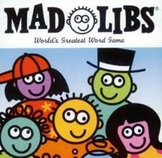 Mad Libs Project (parts of speech)