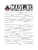 Mad Libs School Year