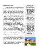 Ancient Greece & Hephaestus - Passage, Mad Libs, and Vocabulary