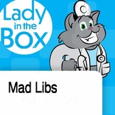 Mad Libs with Dr. Lola- Boom Cards