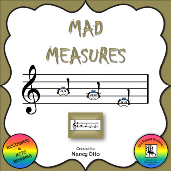 Mad Measures - Notes AGE