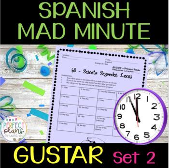 Mad Minute - 60 segundos locos - GUSTAR