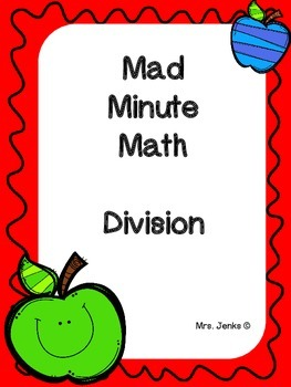 Mad Minute Division