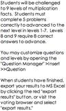 Mad Minute (Multiplication)