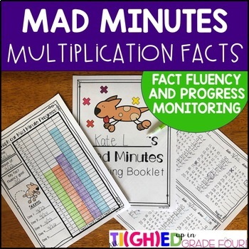 Mad Minutes: Multiplication Fact Fluency and Progress Monitoring