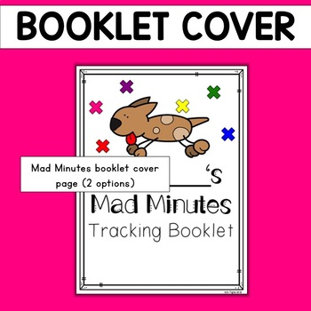 Mad Minutes Multiplication Fact Fluency and Progress Monitoring