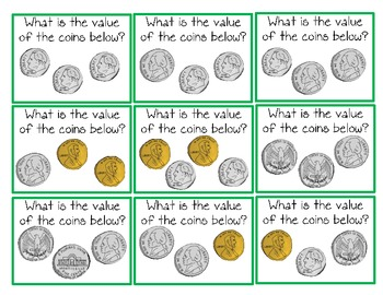 Mad Money Math Game