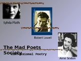Mad Poets Society PowerPoint