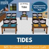 Tides Student-Led Station Lab - Distance Learning