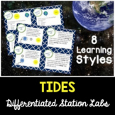 Seasons and Tides Student-Led Station Lab