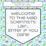 Mad Scientist Classroom Transformation