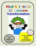 Mad Scientist Classroom Transformation Kit, STEM Activitie
