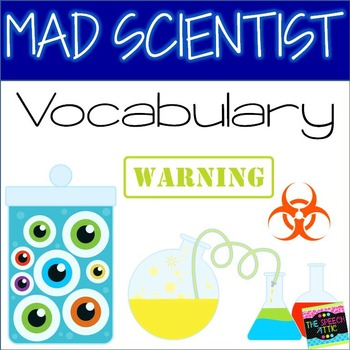Mad Scientist Vocabulary