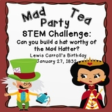 Mad Tea Party STEM Challenge