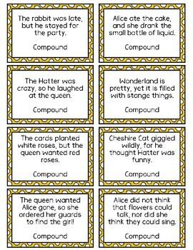 Mad about Sentences (Simple, Compound, and Complex Sentences)