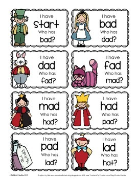 Mad as a Hatter for Short A: Word Work for the Primary Grades