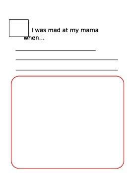 Mad at Mama