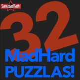 MadHard PUZZLA Collection - 32 & Growing: Expensive & W@RTH IT!