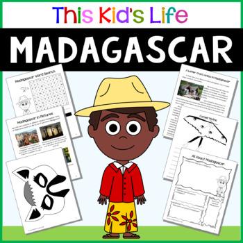 Madagascar Country Study