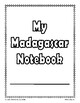 Madagascar:  Worksheets, Maps, and Journaling Pages
