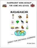 Madagascar, Africa, fighting racism, distance learning, literacy (#1231)