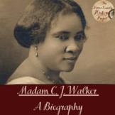 Madam C.J. Walker: A Biography