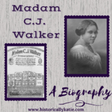 Madam C.J. Walker: A Biography