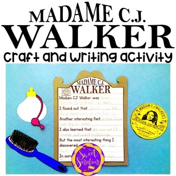 Madam C.J. Walker (Black History)