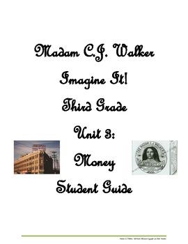 Madam C.J. Walker Self Made Millionaire Third Grade Student Guide