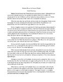 Madame Bovary Overall Summary