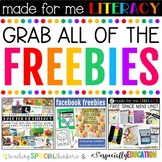 Made For Me Literacy  (Links for Free Resources)