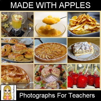 Made With Apples Photograph Pack