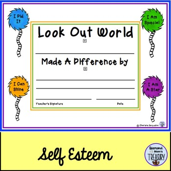 Made a Difference Certificate
