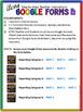 STAAR ALGEBRA I EOC Review TEST PREP BUNDLE (Made for Google Drive)