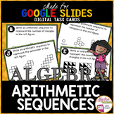 Writing Arithmetic Sequences from Patterns (Made for Google Drive)