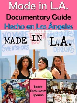 Made in L.A. Documentary Guide in English