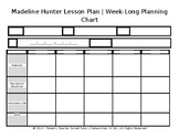 Madeline Hunter Lesson Plan: Week-Long Format (.docx version)