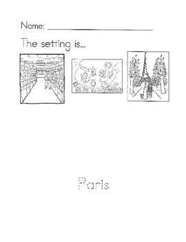 Madeline setting worksheet