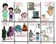 Madinah Book Reader Illistrated Vocabulary Flashcards (unit 1-3)