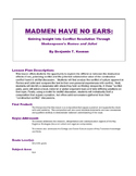 Madmen Have No Ears