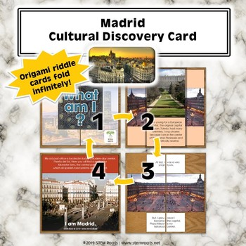 Madrid Cultural Discovery Card
