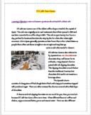 Madrid's Café San Gines Worksheet (English Version)