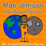 Mae Jemison Close Reading Flip Flap