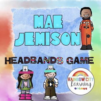 Mae Jemison Headbands Game