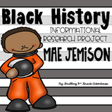 Mae Jemison- Informational Writing