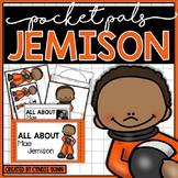 Famous Women Mae Jemison Pocket Pal