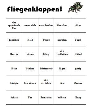 Märchen: German Fairy Tale Unit